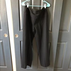 Valentino Pants - Valentino Wide Leg Double Buckle Trousers Size 8